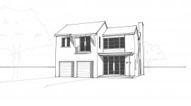 HanoverII_Elevation Sketch