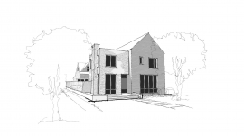 Grassmere_Elevation Sketch